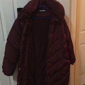 Steve Madden Plus-Size Winter Jacket